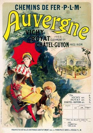 Chéret Jules - Auvergne