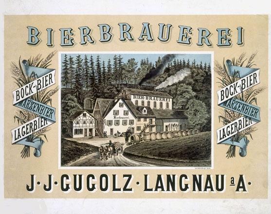 Anonym - Gugolz Bierbrauerei