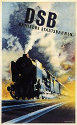 Rasmussen Aage - DSB - Danske Statsbaner