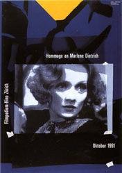 Brühwiler Paul - Hommage an Marlene Dietrich