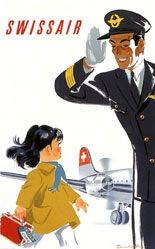 Brun Donald - Swissair