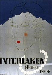 Diggelmann Alex Walter - Interlaken