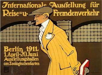 Erdt Hans Rudi - Internationale Ausstellung für Reise- und