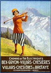 Flemwell George Jackson - Chemin de Fer Electriques