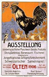 Henziross Eugen - Ausstellung Landwirtschaft