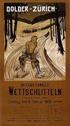 Marx Karl Felix - Wettschlitteln Dolder Zürich