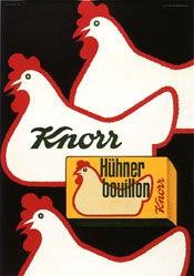 Neukomm Fred - Knorr Hühnerbouillon