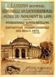 Anonym - Kunstausstellung Luzern