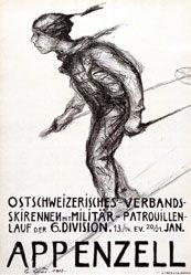 Anonym - Ostschweizerisches Verbands-Skirennen