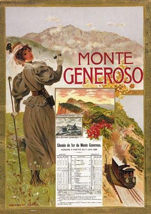 Anonym - Monte Generoso