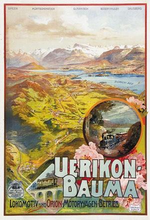 Anonym - Uerikon-Bauma