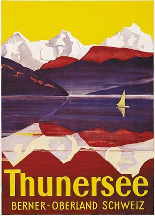 Anonym - Thunersee