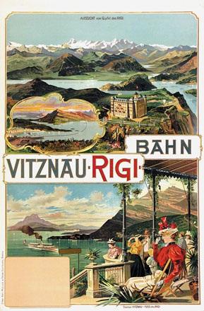 Anonym - Vitznau-Rigi-Bahn