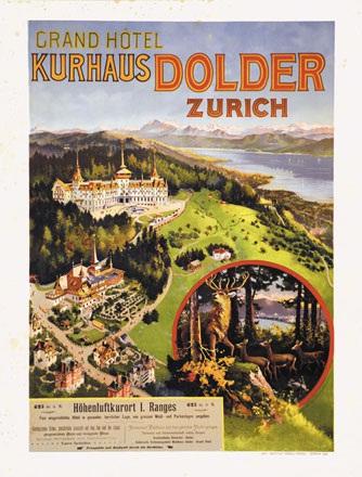 Anonym - Grand Hôtel Kurhaus Dolder Zürich