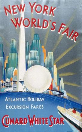Binder Joseph - New York World's Fair