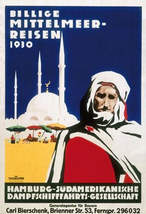Thorlichen - Billige Mittelmeer-Reisen