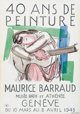 Barraud Maurice - Maurice Barraud
