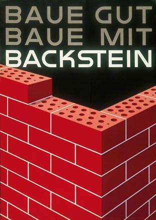 Diggelmann Alex Walter - Backstein