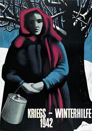 Fässler Franz - Kriegs Winterhilfe