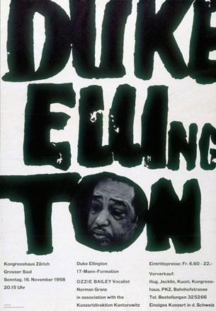 Meierhofer Erwin - Duke Ellington