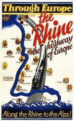 Schley Bruno - The Rhine