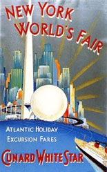 Binder Joseph - New York World's Fair