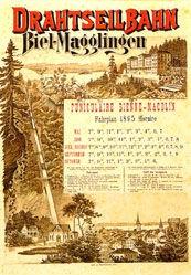 Anonym - Drahtseilbahn Biel - Magglingen