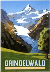 Jegerlehner Hans - Grindelwald