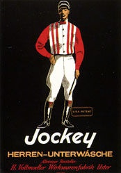 Anonym - Jockey