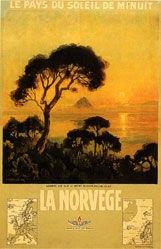 Anonym - La Norvege