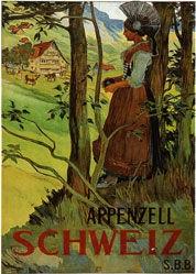 Viollier Auguste - Schweiz - Appenzell