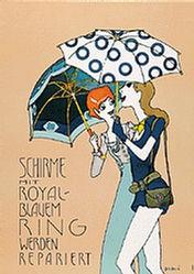 Baechi Balz - Schirme