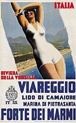 Boccasile Gino - Viareggio - Lido die Camaiore