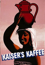 Bühler Fritz - Kaiser's Kaffee
