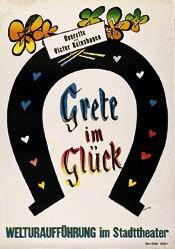 Carigiet Alois - Grete im Glück