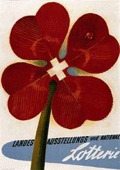 Carigiet Alois - Landesausstellungs- und National Lotterie