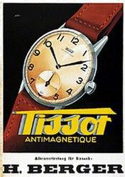 de Coulon Eric - Tissot Antimagnetique