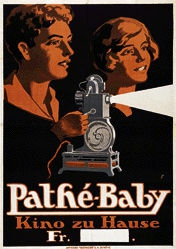 Courvoisier Jules - Pathé-Baby