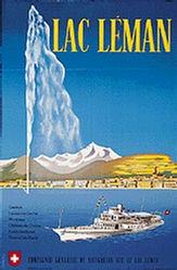 Dutoit A. - Lac Léman