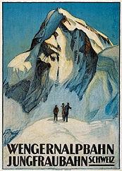 Hodel Ernst - Wengernalpbahn - Jungfraubahn