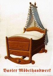 Leupin Herbert - Basler Möbelhandwerk