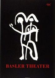 Leupin Herbert - Basler Theater