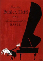 Leupin Herbert - Pianohaus Bühler, Hefti & Co.