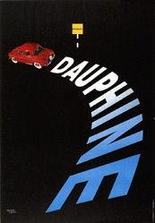 Leupin Herbert - Renault Dauphine