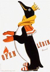 Leupin Herbert - Ofen Lüdin