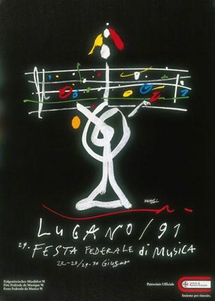 Leupin Herbert - Lugano