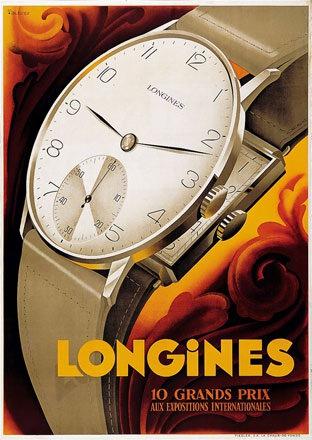 Bleuer René - Longines