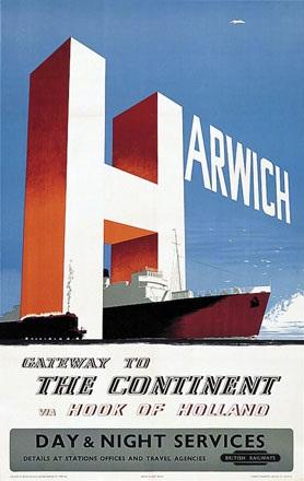 Anonym - Harwich -