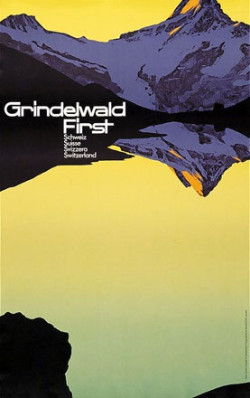 Rudin Marc - Grindelwald First