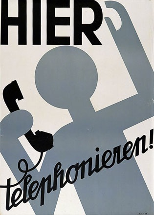 Baumberger Otto - Telephonieren